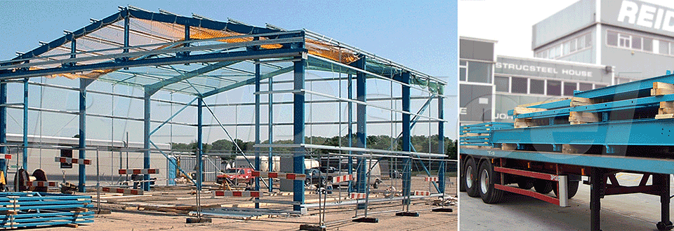 Building the Surrey Air Ambulance Helicopter Hangar