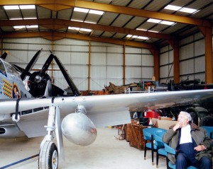 Biggin Hill Museum with Doug Arnold