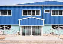 nigeria police hangar