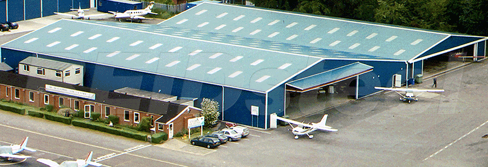BA FLying School Booker Airfield