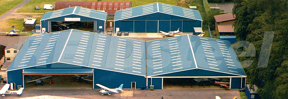 Booker Airfield British Airways Hangar