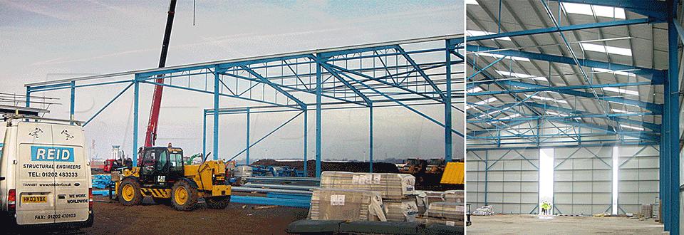 Bristol Flying Club Construction