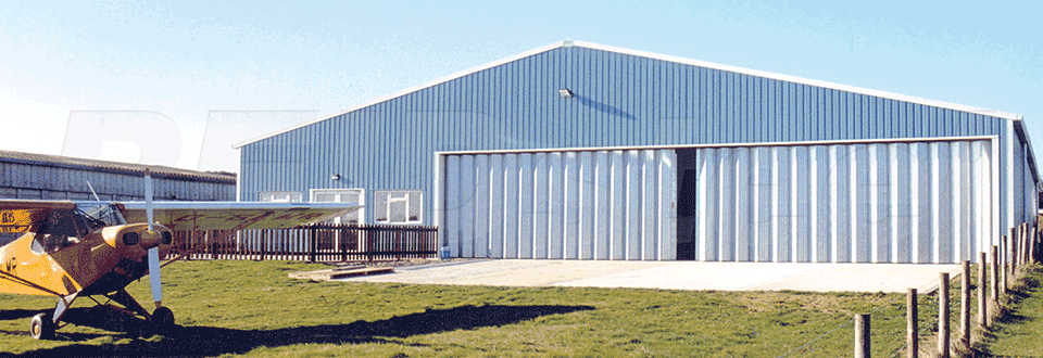 Flying Services Hangar