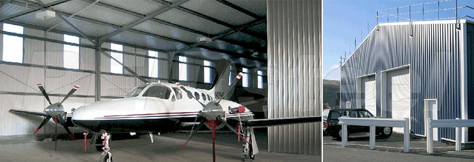 Mastercraft Europre Hangar External