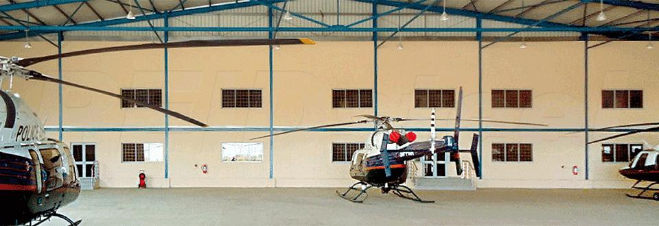 Police Hangar Nigeria Internal