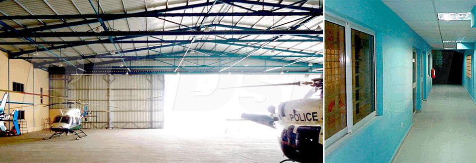 Police Hangar Nigeria