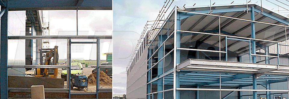 Siverstar Aviation Hangar Construction