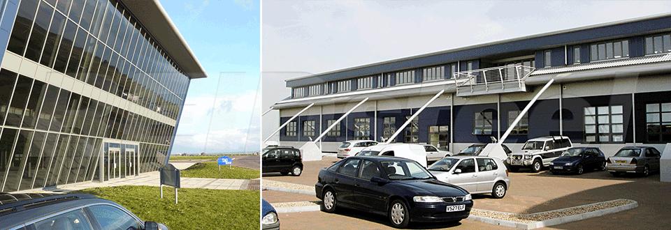 Summit Aviation Hangar
