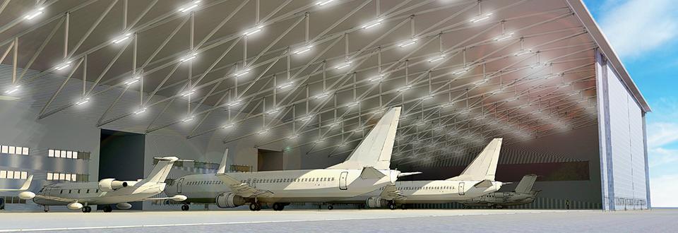 Clear Entry Hangar
